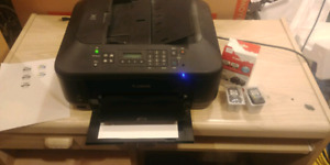 Canon MX532 wireless printer, scanner, fax all-in-one.