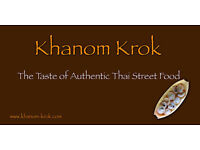 Thai Chef & Wok Chef - Full time & Part Time -Thai Food Stall- Market