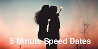 Speed Dating Event for Straight Singles (Ages 25-40) Free drink