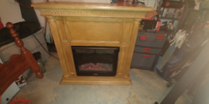 "Electric Heater ""Fire Place"""