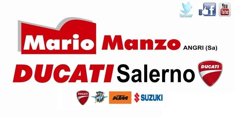 DUCATI SALERNO - MARIO MANZO SRL