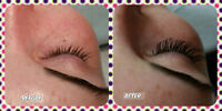Eyelash Extensions from Shimmershake Lashes