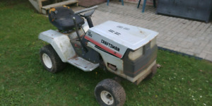 Craftsman Lawn Tractor For Parts or Repair