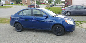 2006 Hyundai Accent Bicorps