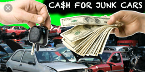 WE BUY ANY UNWANTED VEHICLES