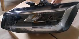 Q2 passenger side headlight