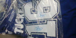 200 quick sale Darcy Tucker authentic jersey autographed