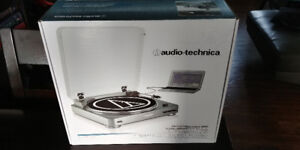 BNIB Audio-Technica Turntable