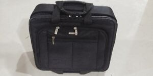Samsonite Classic mobile office rolling laptop bag briefcase