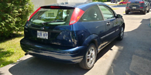 FORD FOCUS ZX3 3P 2002