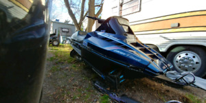 1993 Polaris Indy SKS with ownerships