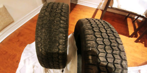Two used winter tires for sale