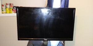 30 inch tv and new blueray player
