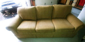 Couch and 2 wingback chairs