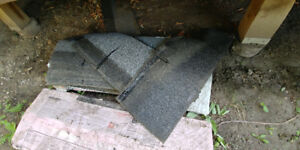 Free! Shingles for a home project.