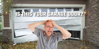 In a Hurry and Need to Get Out of Your Garage Door?