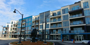 Live by the Lake in Grimsby. Aquablu condo available now!