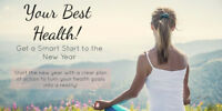 Your Best Health! Get a Smart Start to the New Year