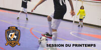 Inscriptions Printemps 2019 Académie de soccer FLASH