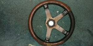 Grant Leather Steering Wheel