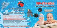 fermeture de piscine professionel(spa)