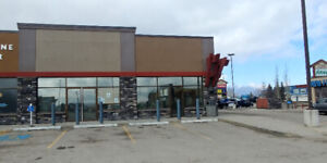 Commercial/ retail space for lease Sylvan Lake