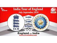 England Vs India 3rd T20 at Bristol 8th July 2018