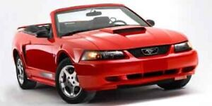 2003 Ford Mustang V6 Convetible, Roof, Air, Leather, Sync