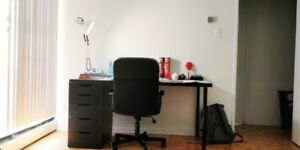 Master bedroom available May1 - Aug 31 at Spadina & Bloor W