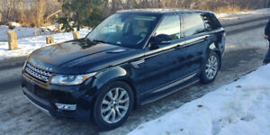 2014 Land Rover Range Rover Sport V8 Supercharged SUV, Crossover