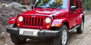 2014 Jeep Wrangler Unlimited Sahara 4X4 Local one owner