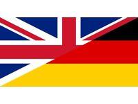 German - English language exchange