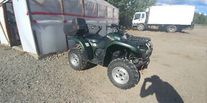 2008 yamaha grizzly 660