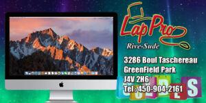 "LapPro Spécial Apple Imac 27"" i5 2013 Slim  1249$"