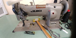 Sewing Machine /Machine a coudre JUKI leather stitch $1200
