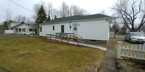 WHEELCHAIR ACCESSIBLE BUNGALOW FOR RENT IN FORT ERIE