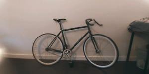 Vélo fixe medium noir
