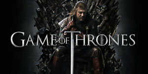 Game of Thrones seasons 3, 4, 5 on DVD and season 6 blu-ray