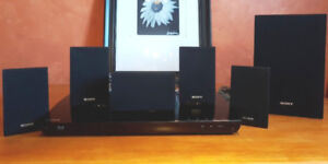 Sony 5.1 Surround Sound Smart 3D Blu-ray Home Theater