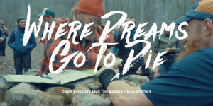 """Ticket to """"Where Dreams Go to Die"""" Ginger Runner Gary Robbins"""