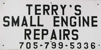 ATV REPAIRS, all makes and models over 25 years experience