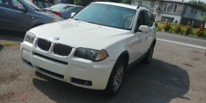 BMW X3 toit panoramique SUV, Crossover