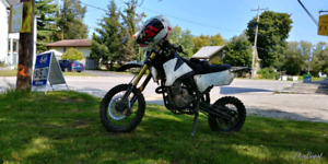 Pitster Dirtbike 250cc