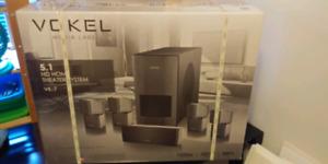Vokel media labs 5.1 hd home theatre system vk-7