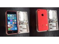 IPHONE 5c Pink colour UNLOCKED to all networks in Mint condition 😀👍 (Chris 07462496929)
