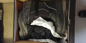 Woman's Baffin Impact winter boots and teva boots