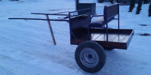 CART AND HARNESS