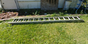 24' featherlite extension ladder
