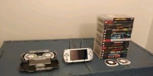 Playstation Portable PSP lot
