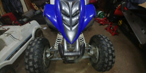 2005 Yamaha Raptor 350 6-speed atv